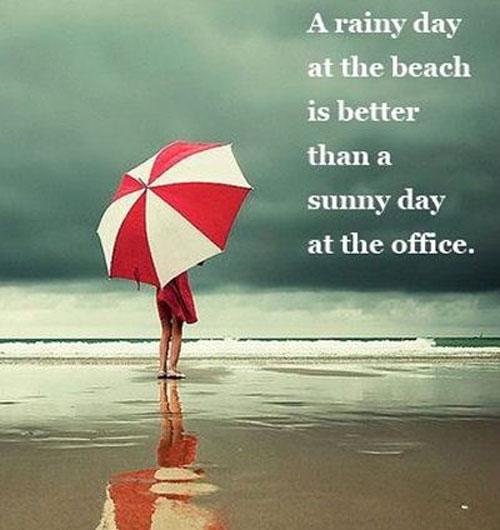Rainy Day Love Quotes: Spreuk Van De Week